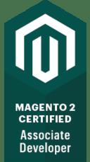 Magento 2 Certification badge